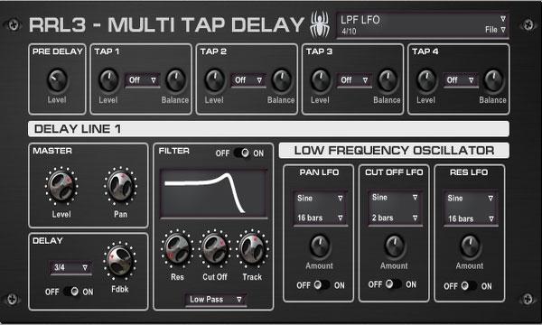 multi-tap-delay